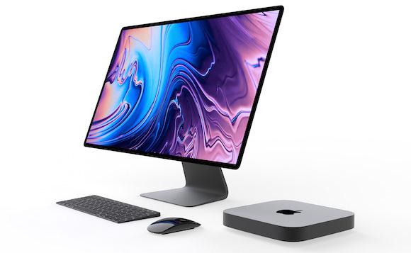 Mac mini Pro コンセプト Behance Viktor Kádár