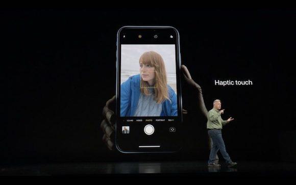 Haptic Touch Apple MacRumors