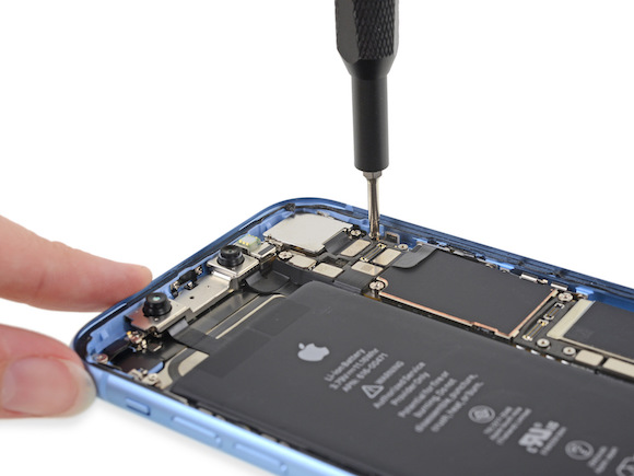 iFixit iPhone XR 分解