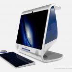 iMac 2018 コンセプトデザイン Antonio De Rosa