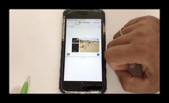 iOS12.0.1 VoiceOver 脆弱性 YouTube