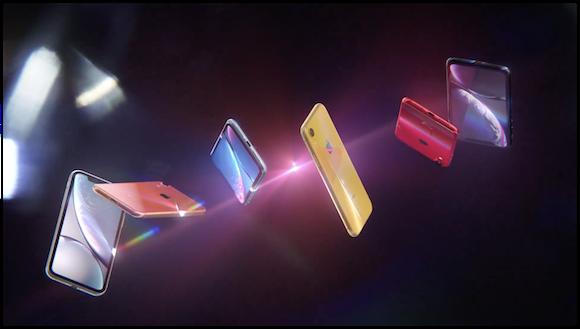 Apple iPhone XR 「スペクトル」