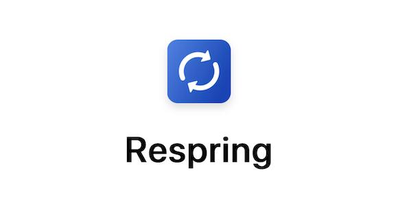 ReSpring Siriショートカット