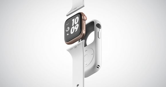 iPod風ケース Apple Watch S4