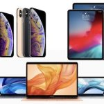 Apple 2018 iPhone iPad Pro MacBook Air