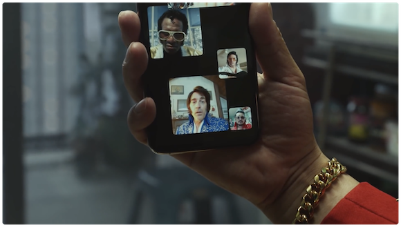 Apple「Group FaceTime on iPhone — A Little Company」