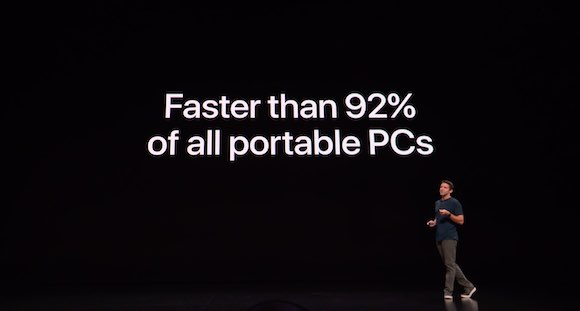 Apple 2018 iPad Pro 発表