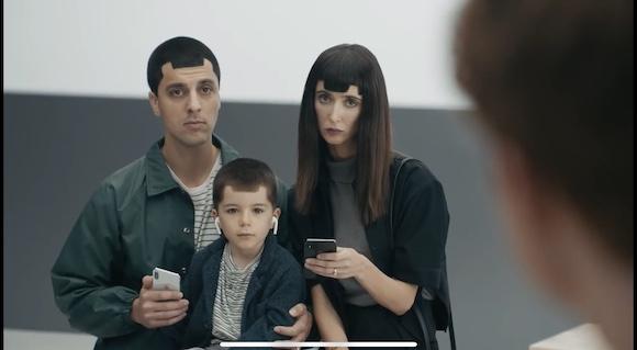 Samsung Galaxy 広告 YouTube