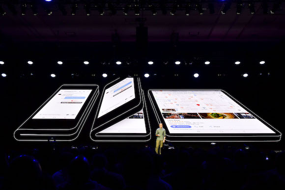 Samsung SDC18 Keynote