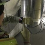 高砂熱学工業 Apple Watch