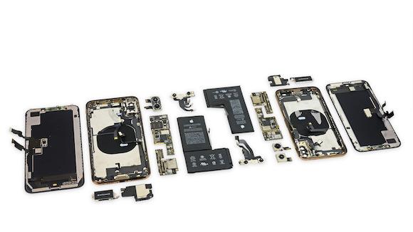 iPhoneXS iFixit