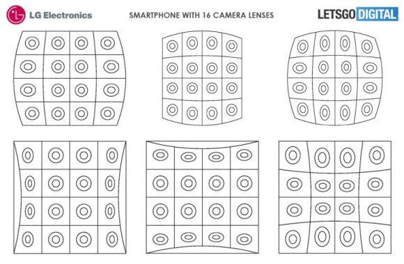 lg スマートフォン 特許