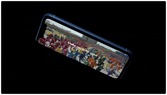 Apple iPhone XR CM 「Color Flood」