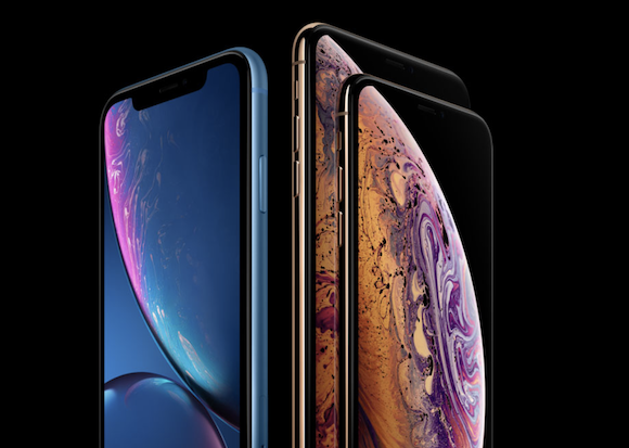 Apple iPhone XS iPhone XR