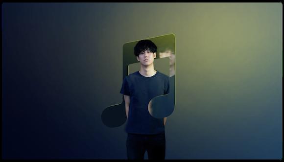 Apple Music CM 小袋成彬