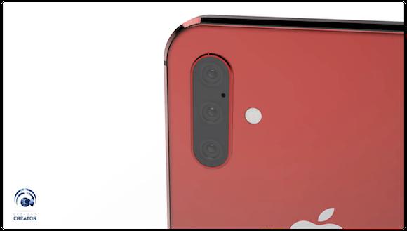 iPhone XI コンセプト Concept Creator