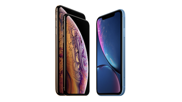 iPhone XS/XS Max iPhone XR
