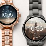 Fossil smartwatch