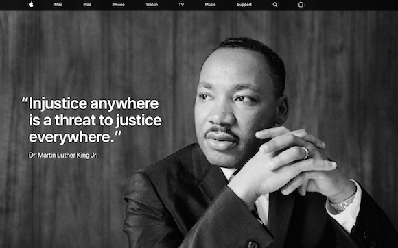 Apple MLKDay 2019