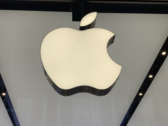 Apple 新宿 ロゴ