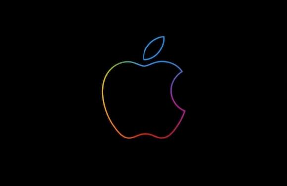 Apple ロゴ スクリーンショット