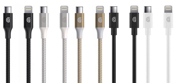 Griffin USB-C - Lightningケーブル