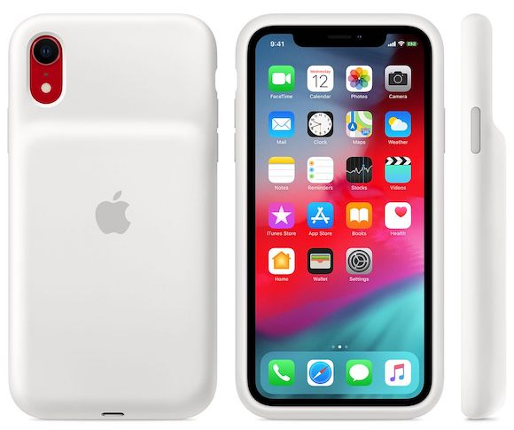 iPhone XR Smart Battery Case