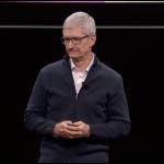 Apple ティム・クックCEO