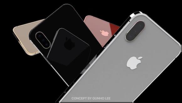 iPhone 11 コンセプト ConceptsiPhone Gunho Lee