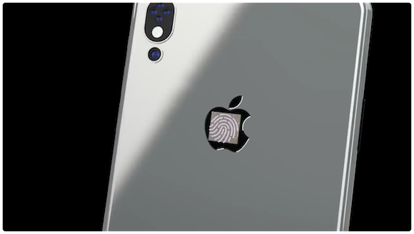 iPhone X2 コンセプトAntonio De Rosa