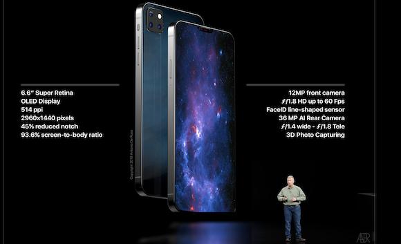 iPhone XE コンセプト Antonio De Rosa