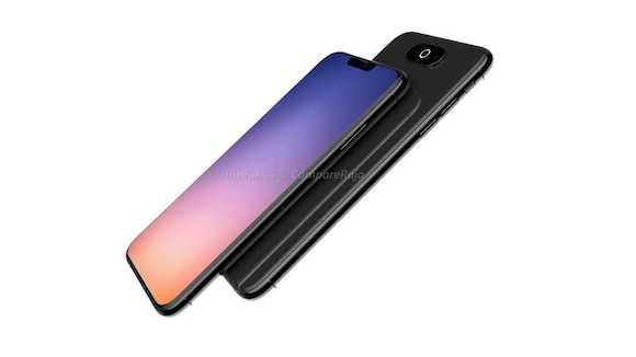 iPhone XI Onleaks CompareRaja