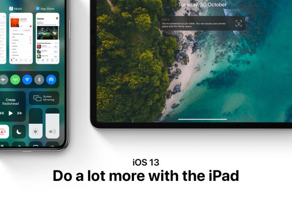 iOS13コンセプト