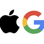 Apple Google ロゴ