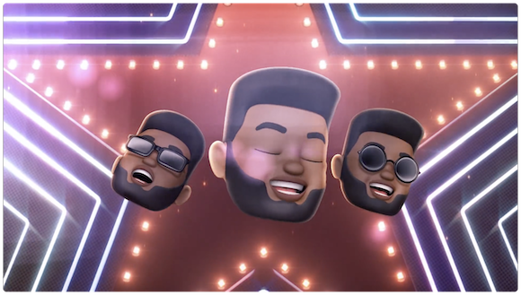 Apple Music ミー文字 Khalid