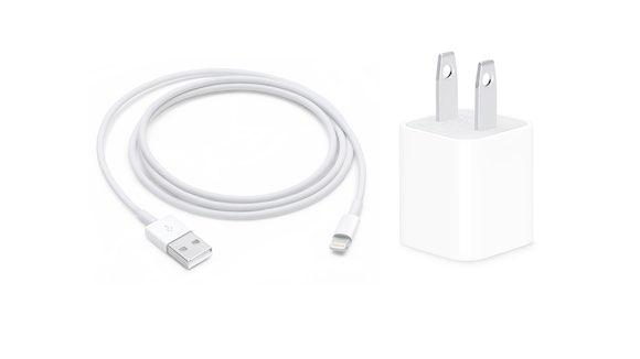 Apple USB Lightning ケーブル アダプタ