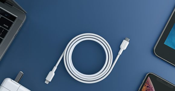 Anker PowerLine ll USB-C & ライトニング ケーブル_1