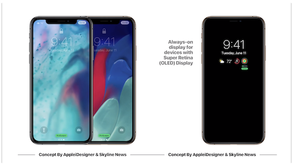 iOS13 ConceptsiPhone