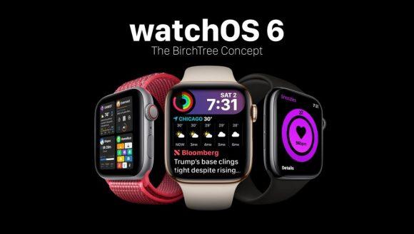 watchOS 6コンセプト