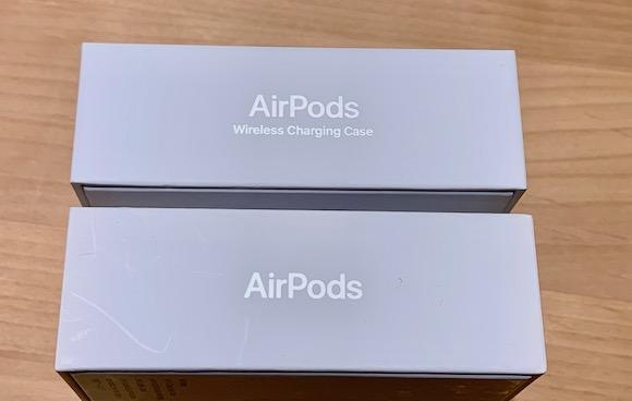 AirPods (第2世代) レビュー