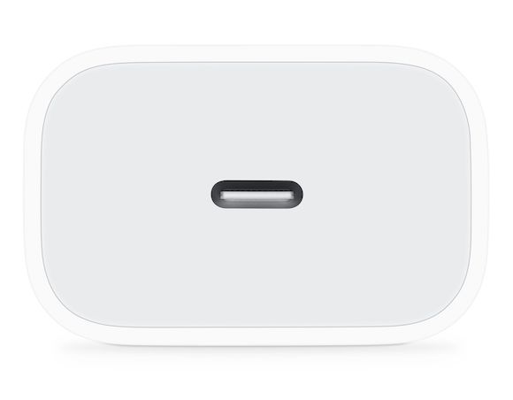 Apple 18W USB-C 電源アダプタ