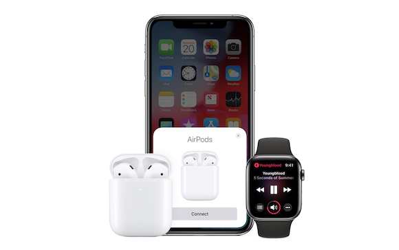 Apple AirPods 第2世代