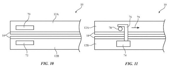 Apple 折りたたみ iPhone 特許