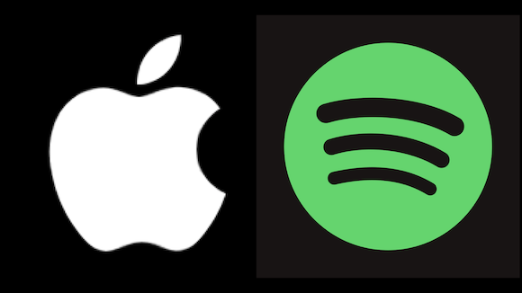 Apple Spotify