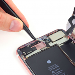 iPhone Display Adhesive Replacement