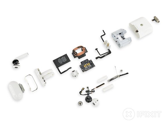 iFixit AirPods(第2世代) 分解レポート