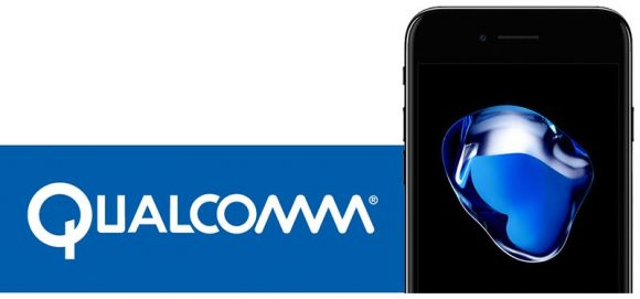 qualcomm apple iphone