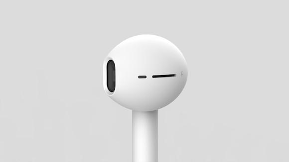 AirPods コンセプト Xhakomo Doda