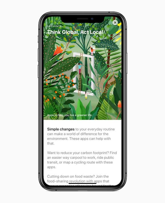 Apple アースデイ 2019