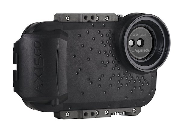AxisGO XS Max/XR Water Housing for iPhone XS Max